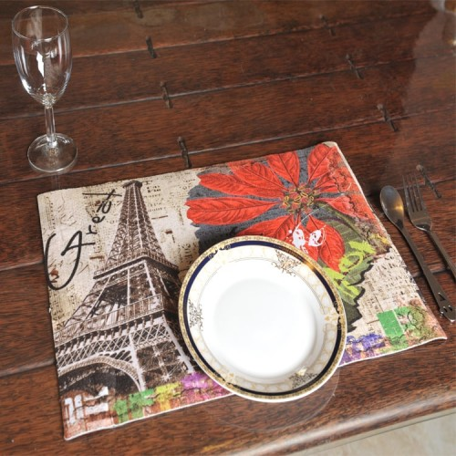 Set de Table Sublimation Lebron Set de table publicitaire