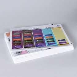 Set de Table en Papier Set de table publicitaire