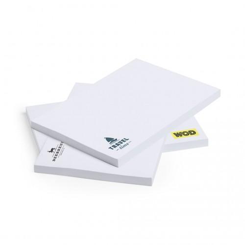 Bloc notes adhésif personnalisé samko Bloc Cube Papier