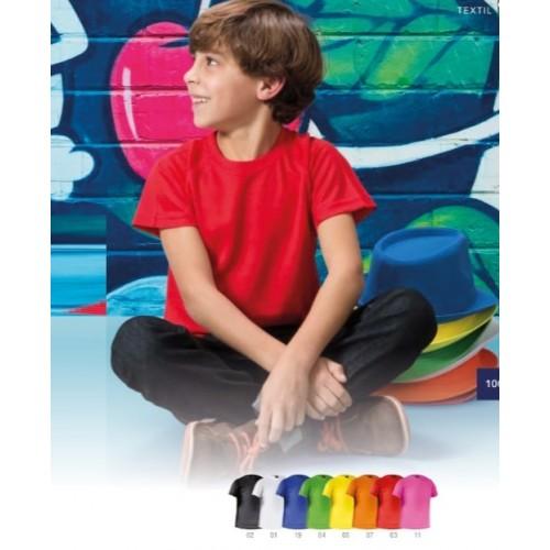T-shirt enfant publicitaire tecnic rox T-shirts publicitaires