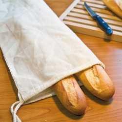 Sac à pain publicitaire bread Sac shopping