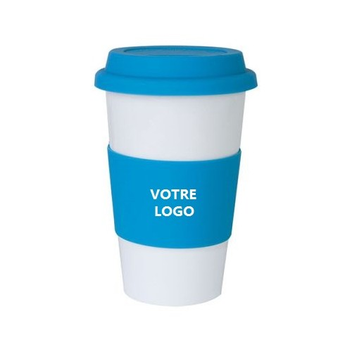 Mug isotherme publicitaire personnalisé Mug publicitaire