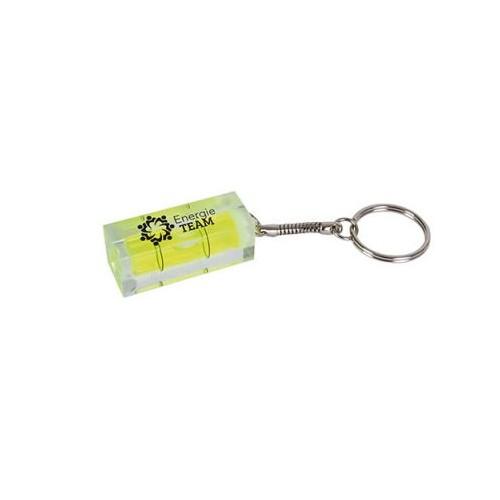 Porte-clés Niveau à Bulle personnalisé Porte-clés publicitaires