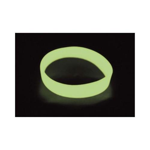 Bracelet Silicone Phosphorescent personnalisé Bracelet publicitaire