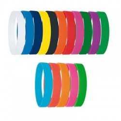 Bracelets Personnalisés en Silicone Bracelet publicitaire