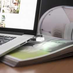 Clé USB publicitaire HORIOX 8GB Clés usb publicitaires