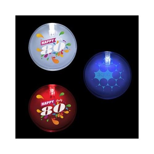 Badge Lumineux Personnalisé Porte-clés publicitaires
