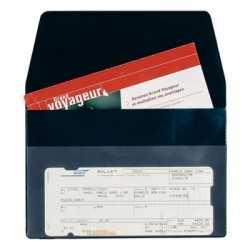 Pochette Agence de Voyage Personnalisée Porte-documents de voyage