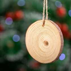 Décoration Noël en bois personnalisé RUPOL NOEL