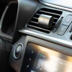 Diffuseur parfum voiture rechargeable personnalisé Parfum d'ambiance