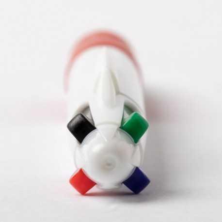 stylo bille 4 couleurs personnalisé Stylos originaux