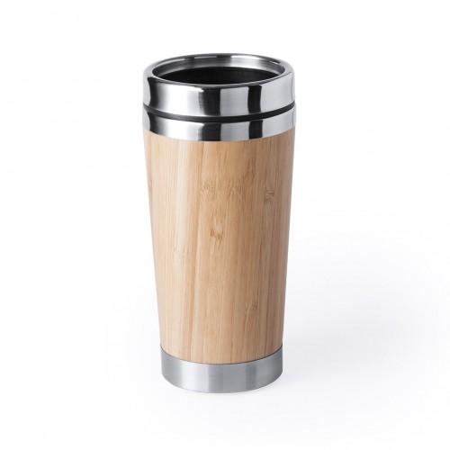 Thermos bambou personnalisable Thermos personnalisé