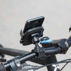 Support smartphone Vélo personnalisé Accessoires smartphone