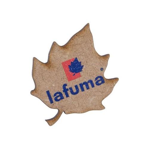 Badge en Bois personnalisé Lanyard publicitaire