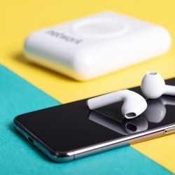 Écouteurs Bluetooth personnalisés DRIMER Audio publicitaire