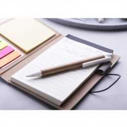 Carnet A5 Couverture personnalisable Bloc-notes avec stylo