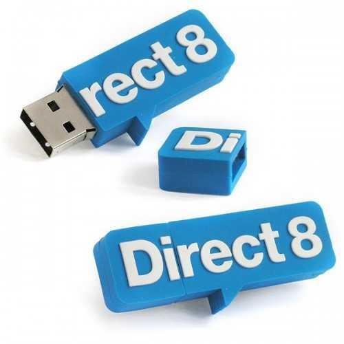Clé usb Logo personnalisé Clés usb publicitaires