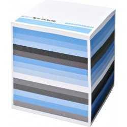 Bloc cube papier Mémo Big 10 x 10 cm Bloc Cube Papier