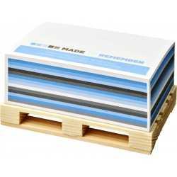 Bloc note palette publicitaire MEDIUM LARGE Bloc Cube Papier
