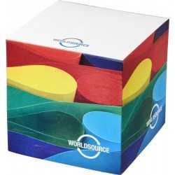Bloc Cube Mémo Carré 7,5 cm Bloc Cube Papier