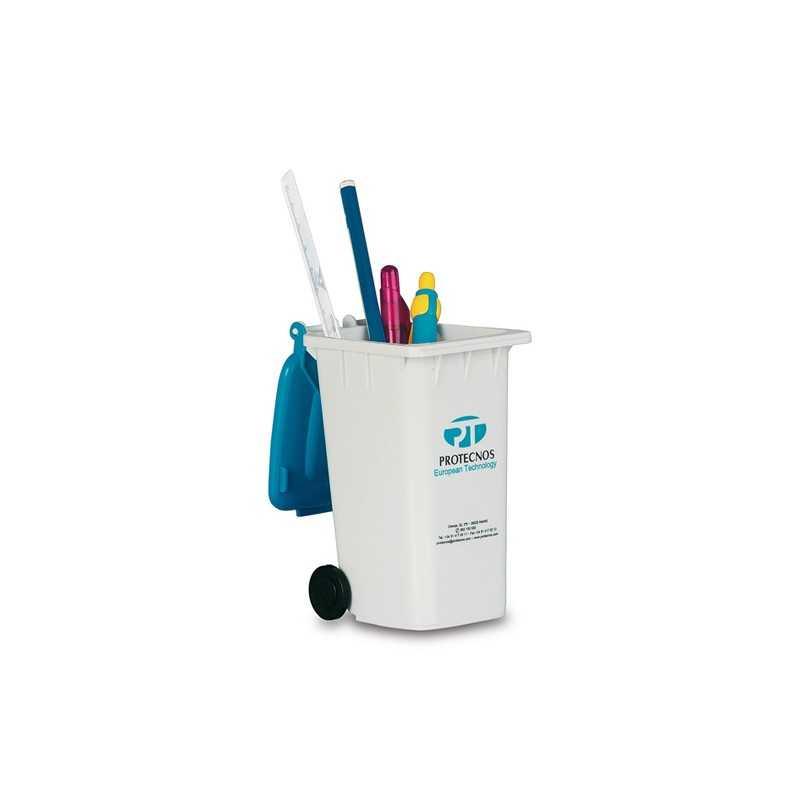Porte-crayons publicitaire organic Pots à Stylos