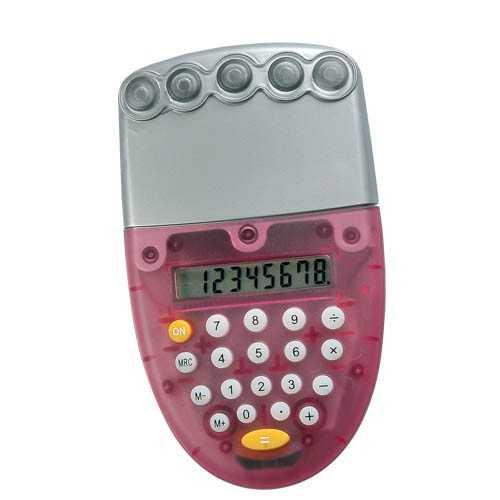 Calculatrice publicitaire ozone Calculatrice