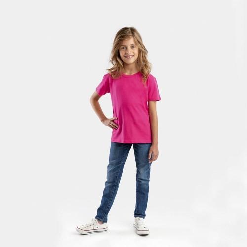 T-shirt enfant couleur publicitaire hecom T-shirts publicitaires