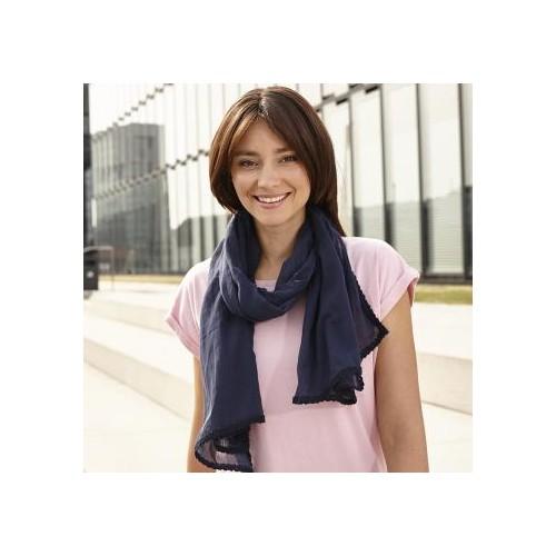 Foulard écharpe coton femme Foulard personnalisé