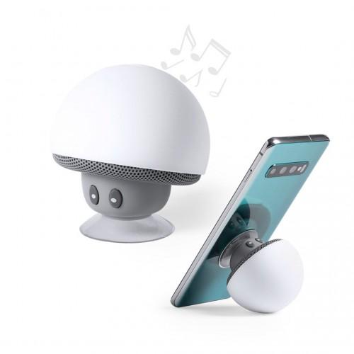 Mini haut-parleur champignon Audio publicitaire