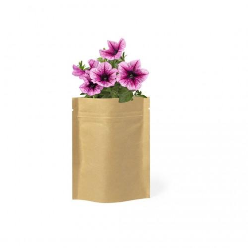 Pot de Fleurs en Sachet Pot de fleurs publicitaire