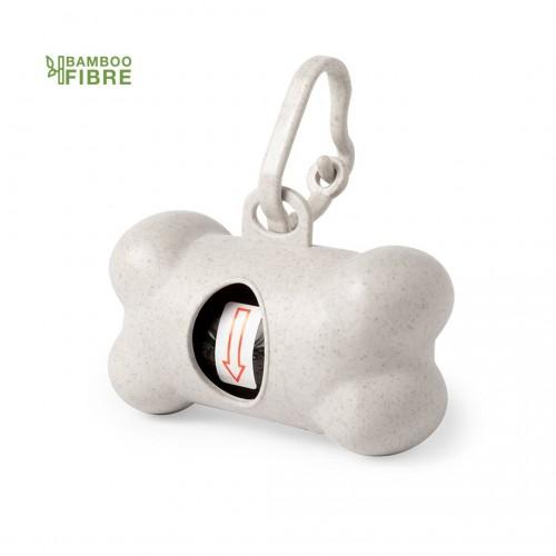 Distributeur de sac déjection canine écologique ANIMAUX