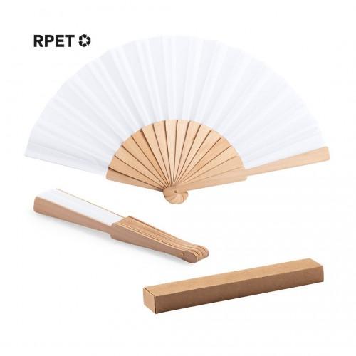 Éventail Recyclé RPET Ventilateur et éventail