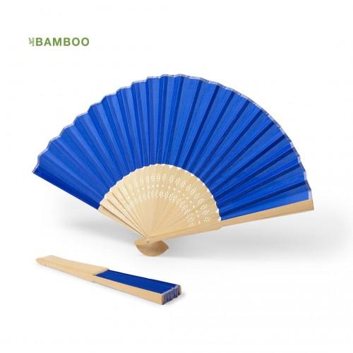 Éventail en tissu et bambou Ventilateur et éventail