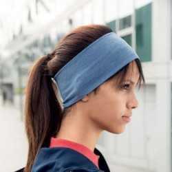 Bandeau tête en coton Bio Course à pied