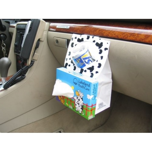 Boites mouchoirs avec Sac Boîtes Mouchoirs personnalisées