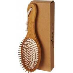 Brosse Cheveux Bambou Brosse publicitaire