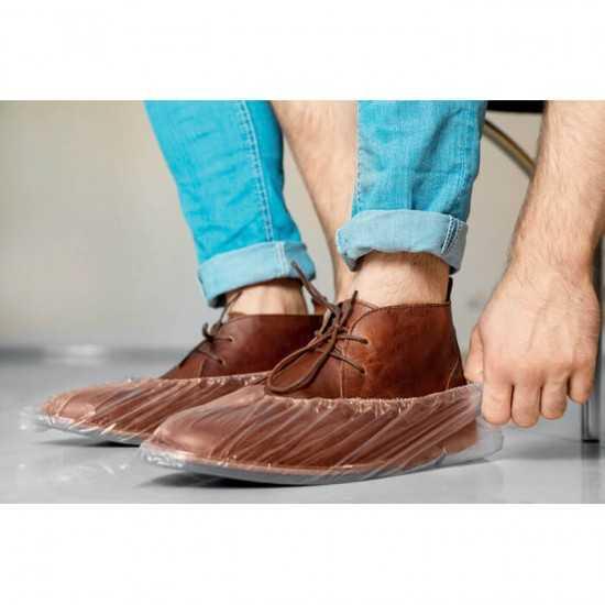 Couvre-chaussures jetables EQUIPEMENTS DE PROTECTION INDIVIDUELLE