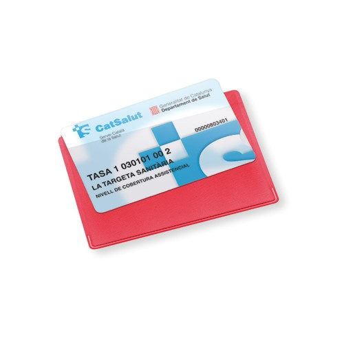 Porte-cartes publicitaire kazak Porte cartes visite