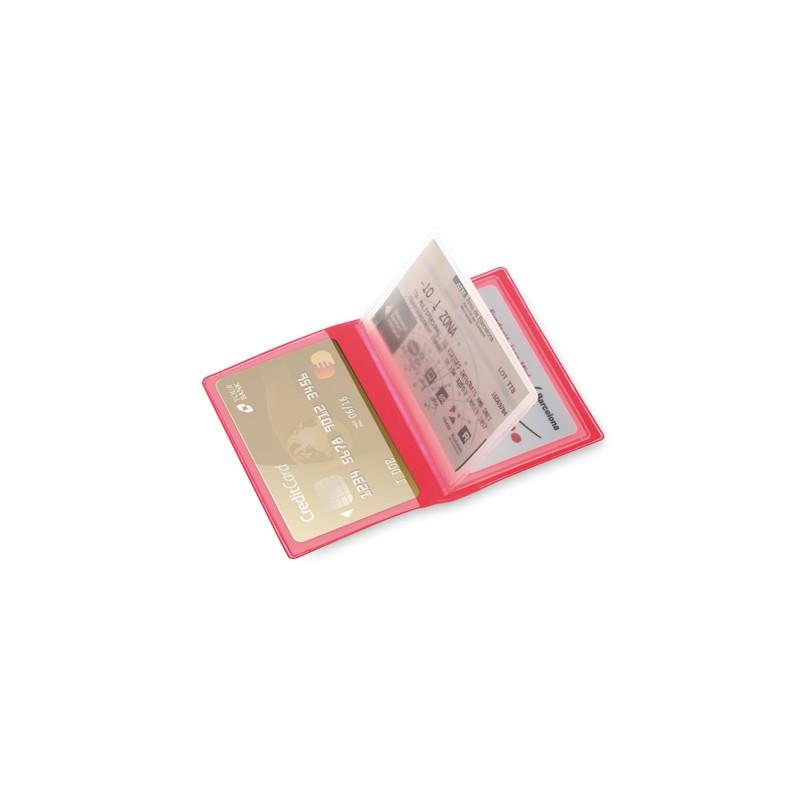 Porte-cartes publicitaire mitux Porte cartes visite