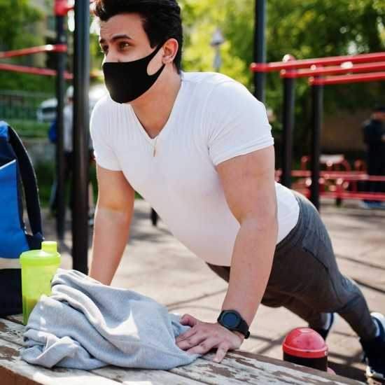 Masque Tissu Extensible EQUIPEMENTS DE PROTECTION INDIVIDUELLE