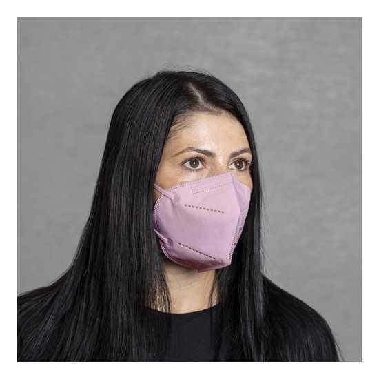 Masque Auto-Filtrante FFP2 Couleur Tensil Masque jetable