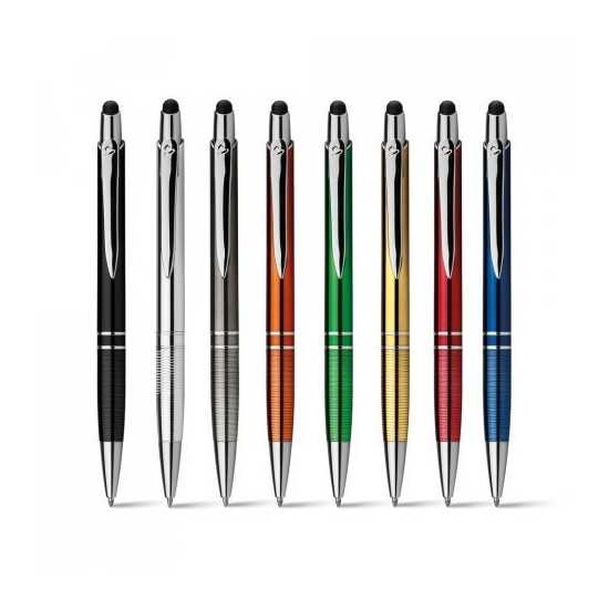 Stylo stylet apparence métallique UV STYLUS Stylets publicitaires