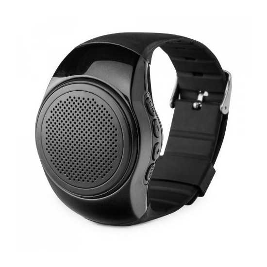 Enceinte Bluetooth Forme montre Audio publicitaire