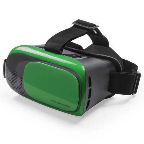 Lunettes de réalité virtuelle personnalisé bercley Objets connectés