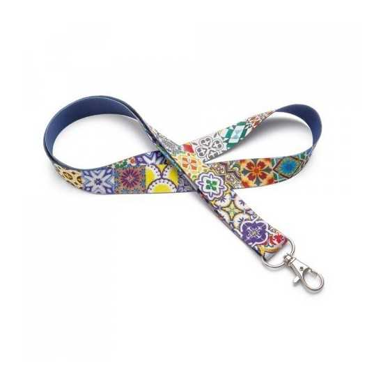 Lanyard SUBLIMATION Slim (75044) Lanyard publicitaire