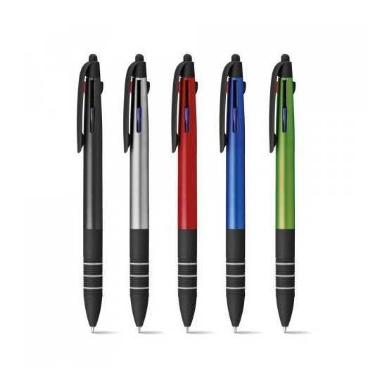 Stylo 3 couleurs personnalisé MULTIS Stylo 4 couleurs personnalisé