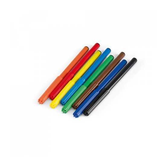 Set de 8 marqueurs FILZ Boite crayon de couleur personnalisé