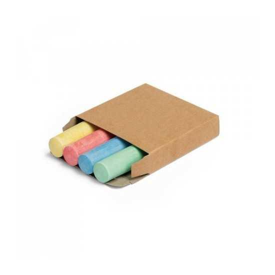 boite de craie personnalisée PARROT Boite crayon de couleur personnalisé