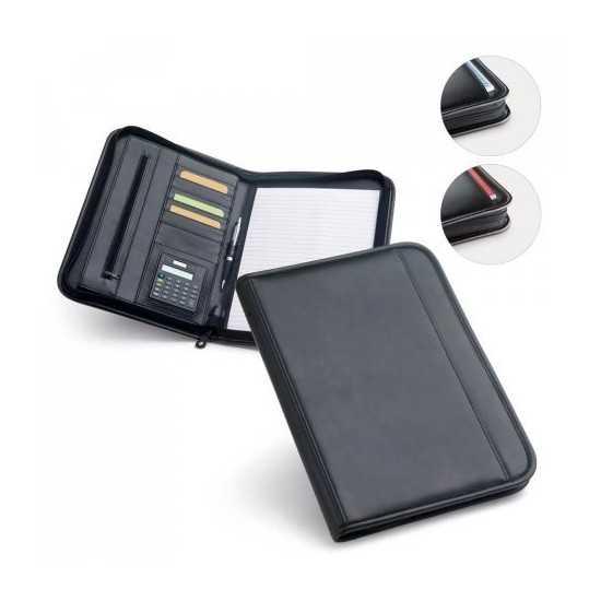 Conférencier A4 avec calculatrice BIELO Conférencier personnalisé