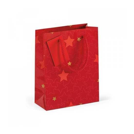 Sac papier brillant étoile Sac shopping